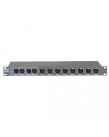 SHOWTEC DB-1-8/RDM 8 Channel DMX Booster with RDM 3p XLR