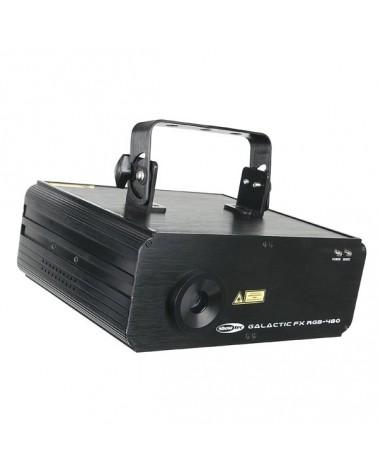 SHOWTEC Galactic FX RGB-480 620mW