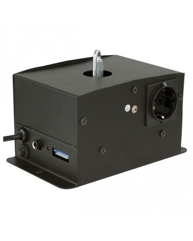 SHOWTEC Mirrorball Motor DMX 2 channel for mirrorballs until 50cm