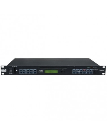 DAP CDR-110 MKIV 1U CD/USB Recorder Player