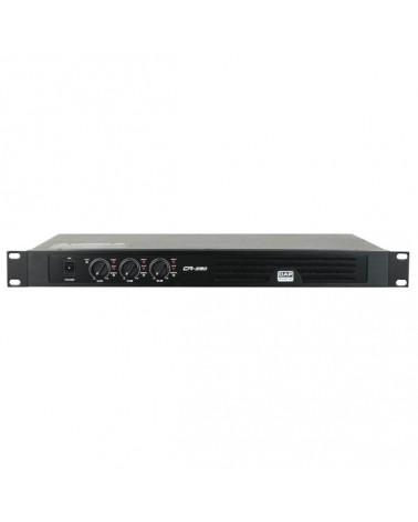 DAP CA-3150 3 ch 150W Amp incl Crossover