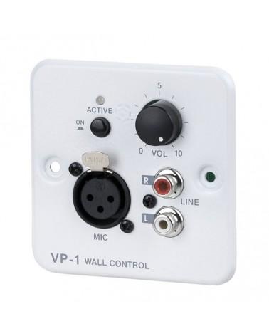 DAP MA-8120WP Wall Control Panel for MA-8120