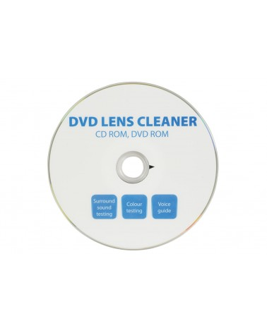 Mercury DVD lens cleaner