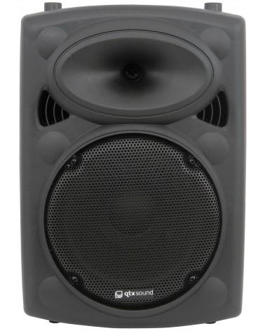 Qtx QR10 Passive ABS Speaker 10in