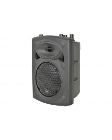 Qtx QR8K active moulded speaker cabinet - 80Wmax