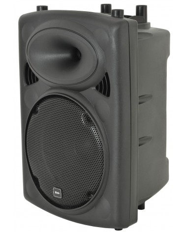 Qtx QR10K active moulded speaker cabinet - 200Wmax