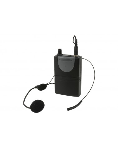 Qtx Headset for QXPA-plus 863.8MHz