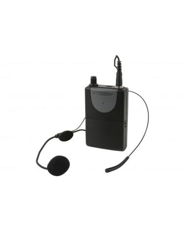 Qtx Headset for QXPA-plus 864.8MHz