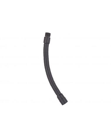 Qtx Gooseneck 30cm 12in Black