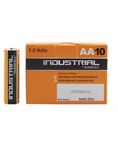 Duracell Duracell Industrial AA - Box10
