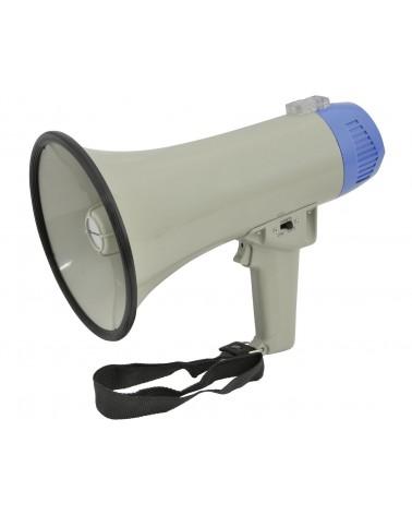 Adastra L10 megaphone 10W with siren