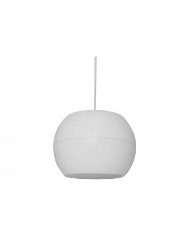 """Adastra Pendant speaker 16.5cm (6.5"""") - white"""