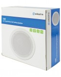 "Adastra 6.5"" Dual voice coil ceiling speaker with dual tweeters"