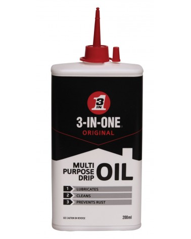 3inone 3-IN-ONE Drip Oil 200ml