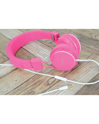 Avlink Educational Headphones Pink