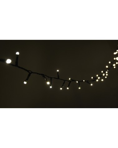Lyyt 200 LED String Lights with Timer Control WW