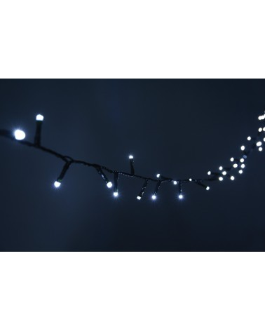 Lyyt 200 LED String Lights with Timer Control CW