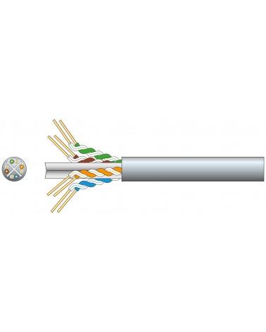 Mercury Cat6 U/UTP Network Cable 100m Grey