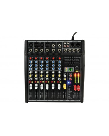 Citronic CSL-8 Mixing Console 8 input