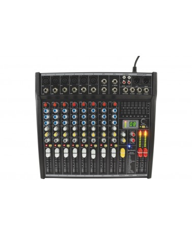 Citronic CSL-10 Mixing Console 10 input