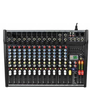 Citronic CSL-14 Mixing Console 14 input