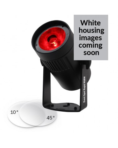 Event Spot Rapid RGBW (White Housing)