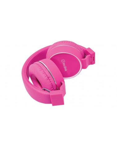 Avlink Multimedia Headphones with in-line Microphone