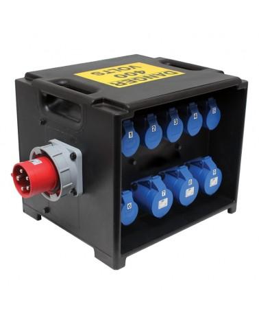 MERZ Distribution Box 63A 3PH RCBO (A80)