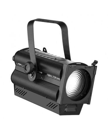 CETRA F100 CM, 120W RGBW LED Fresnel, Black