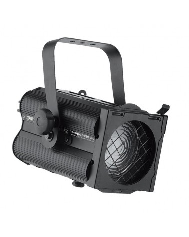 TEMPO F650 PLUS 650W Fresnel, Black