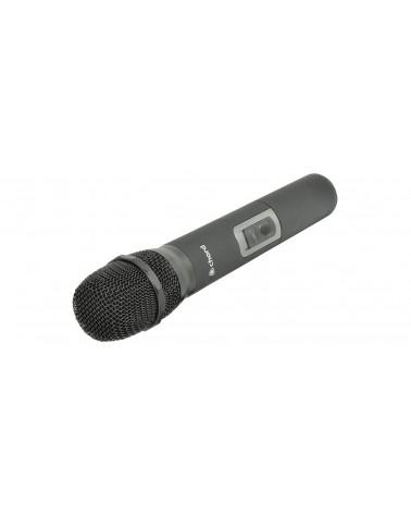 Chord NU4 Handheld Microphone Transmitter Blue 863.42MHz