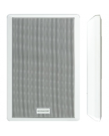 100V Flat PA Wall Speaker -  ESP-130/WS