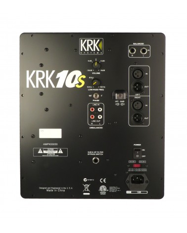 KRK 10s Subwoofer Amplifier Assembly - AMPK00055,  KRK AMPK00055