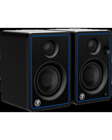 "Mackie CR3-XLTD BLUE - Limited Edition Blue 3"" Monitors,  2053104-03"