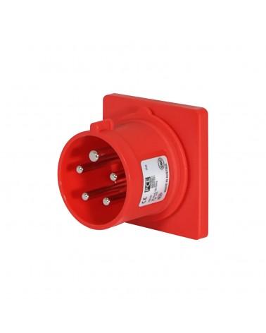 PCE 16A 400V 3P+N+E Panel Inlet for IMST/ISCHL (615-6F7RVX)