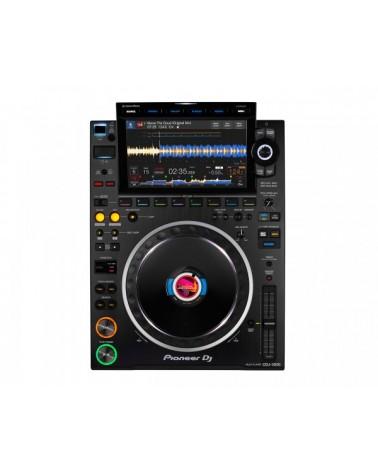 "CDJ-3000 Pro MPU-Driven DJ Multi Player with 9"" Touch Screen"