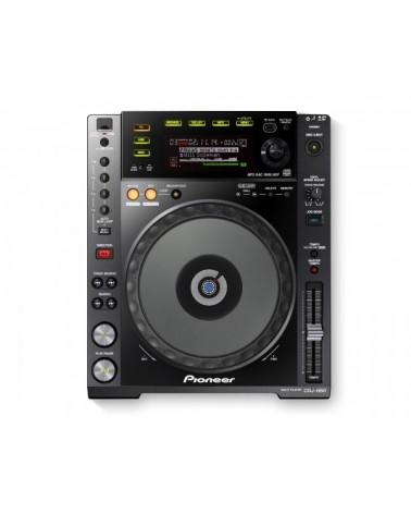 CDJ-850 DJ Multi Player with CD Drive and USB Playback