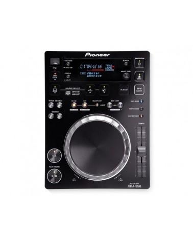 CDJ-350 Digital DJ Deck with CD Drive and USB Playback