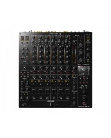 DJM-V10 6 Channel Professional DJ Mixer 96-Bit / 4-Band EQ