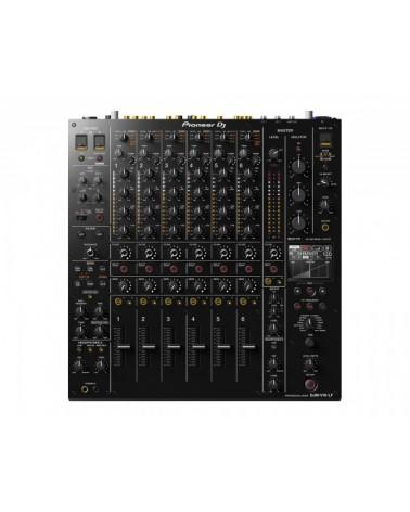 DJM-V10-LF 6Ch Pro DJ Mixer Long Faders & Optimised Curves