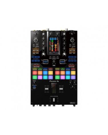 DJM-S11 2Ch Pro 4-Deck DJ Battle Mixer for rekordbox and Serato
