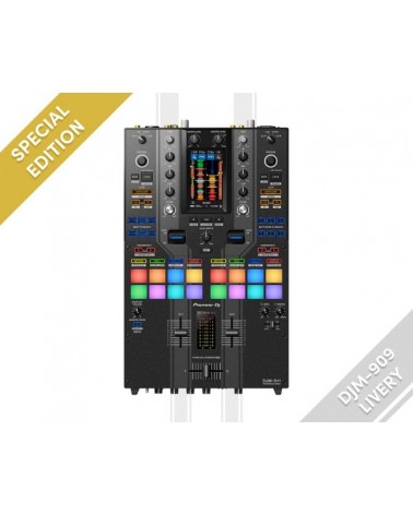 DJM-S11-SE LIMITED SPECIAL EDITION 2Ch Pro 4-Deck DJ Battle Mixer