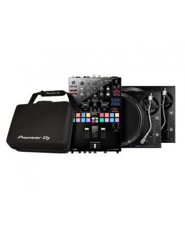 DJM-S9 BUNDLE 1 (DJM-S9 Mixer/ DJC-S9 / 2xPLX-1000 Turntables)