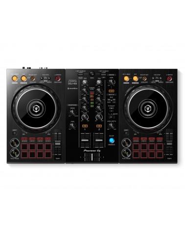 DDJ-400 2Ch DJ Controller for rekordbox DJ Software