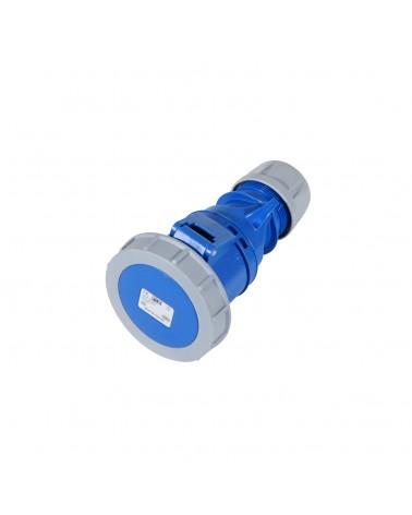 32A 230V IP67 2P+E Socket (2232-6)
