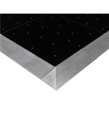 Black Starlit Dance Floor System 12ft x 12ft