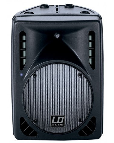 "LD Systems Active 8"" Moulded Cabinet Speaker"