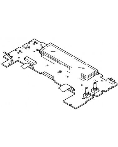 Pioneer CDJ-1000MK2 MFLB Assy Display PCB