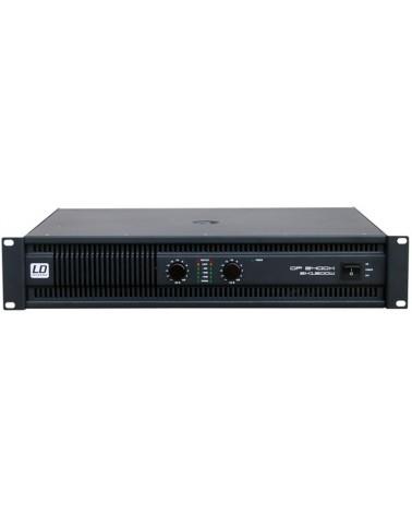 LD Systems DEEP² 2400 X - PA Power Amplifier 2 x 1200 W 2 ohm
