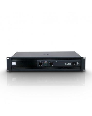 LD Systems DEEP² 600 - PA Power Amplifier 2 x 300 W 2 Ohms